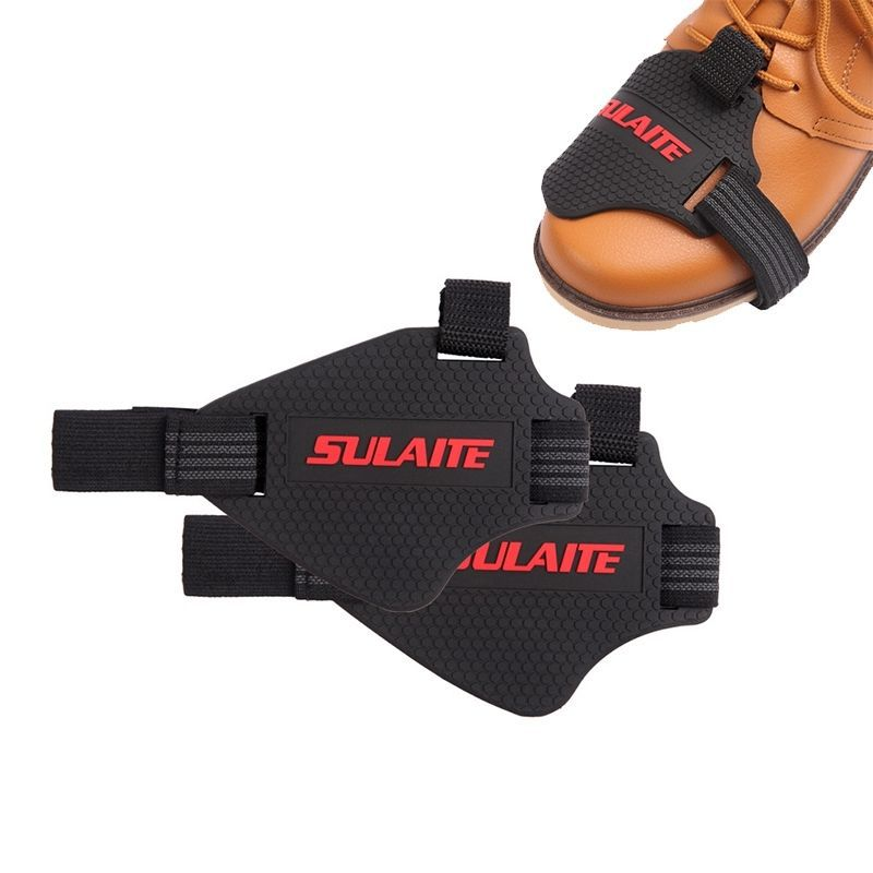 Stronger Rubber Motorcycle Gear Shifter Shoe Boots Protector Shift Sock Motorbike Boot Cover Protective Gear