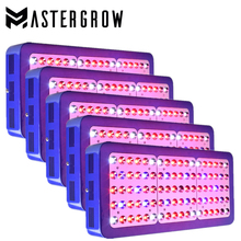 MasterGrow R900 5PCS/900w Full Spectrum LED Grow Light With 410-730nm 10W double chips For Indoor Plants Growing and Flowering(China)