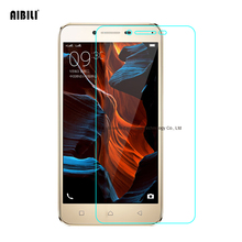 Buy AIBILI Lenovo Vibe K5 Plus Tempered glass Screen Protector 2.5 9h Safety Glass Film K 5 Note A6020 a46 A6020a46 2.5 D 9H for $1.79 in AliExpress store