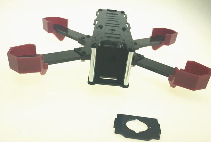 FYX245 245mm 4-Aixs Glass Fiber GF Mini Racing Quadcopter Frame for FPV<br><br>Aliexpress