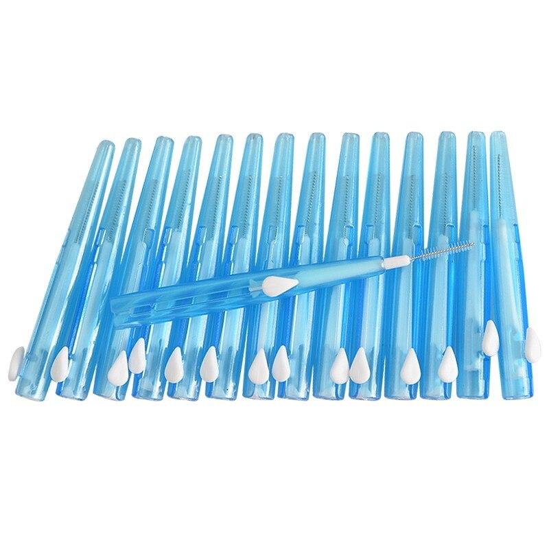 Väikesed harjased põhjalikuks hammaste puhastamiseks