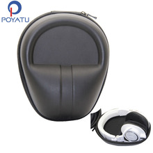 Earphone Storage Portable Bag For Audio-Technica ATH-M50 M50x M40x M70x M40 M30x M20x ATH-MSR7 Headset Accessories Pouch Bag Box(China)