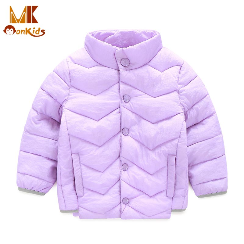Monkids Down Jacket for Girls Boys Winter Jacket Girls Parkas Winter Coat Warm Children Clothing Kids Clothes Warm 6 ColorОдежда и ак�е��уары<br><br><br>Aliexpress