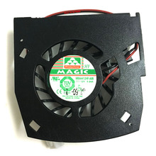 MBA4412HF-A09 12V 0.24A GPU cooler Graphics card fan for nvidia GT630 video card cooling(China)
