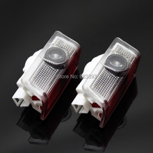 Free shipping,2 x Laser LED Door courtesy Shadow Projector Light For Mercedes Benz W212 E class 09-(China)