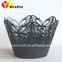 Favor princess laser cut cake wrapper  for wholesale  and retail
