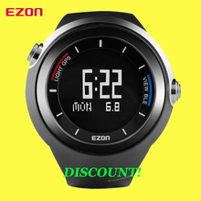 EZON TOP Smart Sports Outdoor Bluetooth GPS Watch GYM Running Jogging Fitness Calories Counter Digital Watch for IOS Android G2