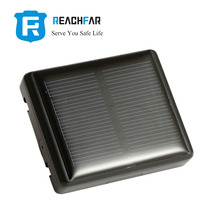 Original Reachfar RF-V26 Smart Solar GPS Tracker Waterproof High Quality Tracking Device Support App Tracking(China)