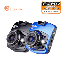 Small Ant Full HD 1080P Car DVR mini Vehicle Dash dvrs Camera Cam Recorder Video Registrator G-sensor Dash Cam Night Vision