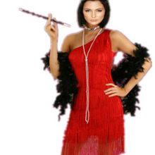 free shipping Adult Black Roaring Flapper Charleston Fancy Dress Costume  20s Sexy costume 3 colors S a631d8a44d07
