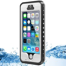 For iPhone5/5s Waterproof case life water Shock Dirt Snow Proof Protection for iPhone 5s With Touch  ID Case Cover