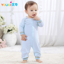 YOUQI Quality Cotton Baby Boy Clothes Newborn Baby Girl Rompers Brand Costumes Gift for 3 6 to 24 Months Cute Jumpsuit Clothing
