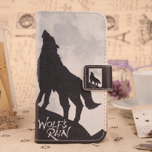 AIYINGE Full Protector Wallet Bag Skin Cover Back PU Leather Cell Phone Flip Case for ZTE Blade A510 5''