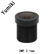 Yumiki CCTV LENS 1/3 2.1mm 150 Degree Wide Angle for CCTV Camera Security Camera