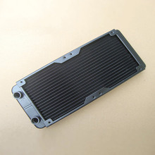 Centechia 240mm Water Cooling Radiator For PC CPU With Fan and Mesh Cover Water Cooling