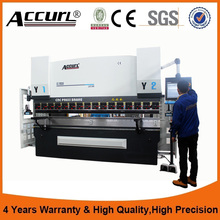 DA66T Hydraulic Press Brake Stainless Steel Sheet Bending Machine with low price