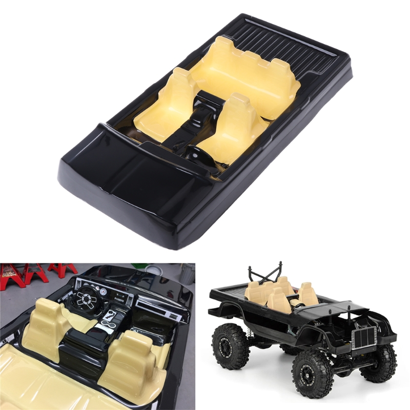 RC Shell Interior Decoration For 1//10 Axial SCX10 Traxxas 90046 II 90047 K2S3