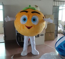 2016 Hot Sale red tomato Mascot Costume Cartoon Character Party Dress Costume(China)