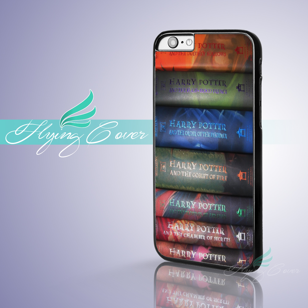 Capa Harry Potter Books Coque Phone Cases Apple iPhone X 8 8Plus 7 6 6S 7 Plus SE 5S 5C 5 4S 4 Case iPod Touch 6 5 Cover
