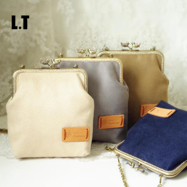 2017 Handmade Faux Suede Leather Shoulder Bag Plain Nubuck Simple Retro Vintage Shabby Chic Small Cell Phone Messenger Bag <br><br>Aliexpress