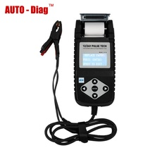 Brand New BT750 Battery Tester 12/24V Automotive Battery Analyzer With Printer Car Auto Battery Tester