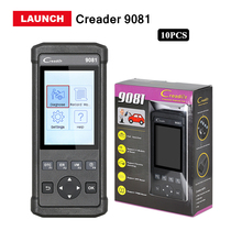 Launch CR9081 OBD2 Code reader scanner support TPMS Oil EPB DPF ABS SAS Reset Full x431 Creader 9081 CR 9081 diagnostic tool(China)
