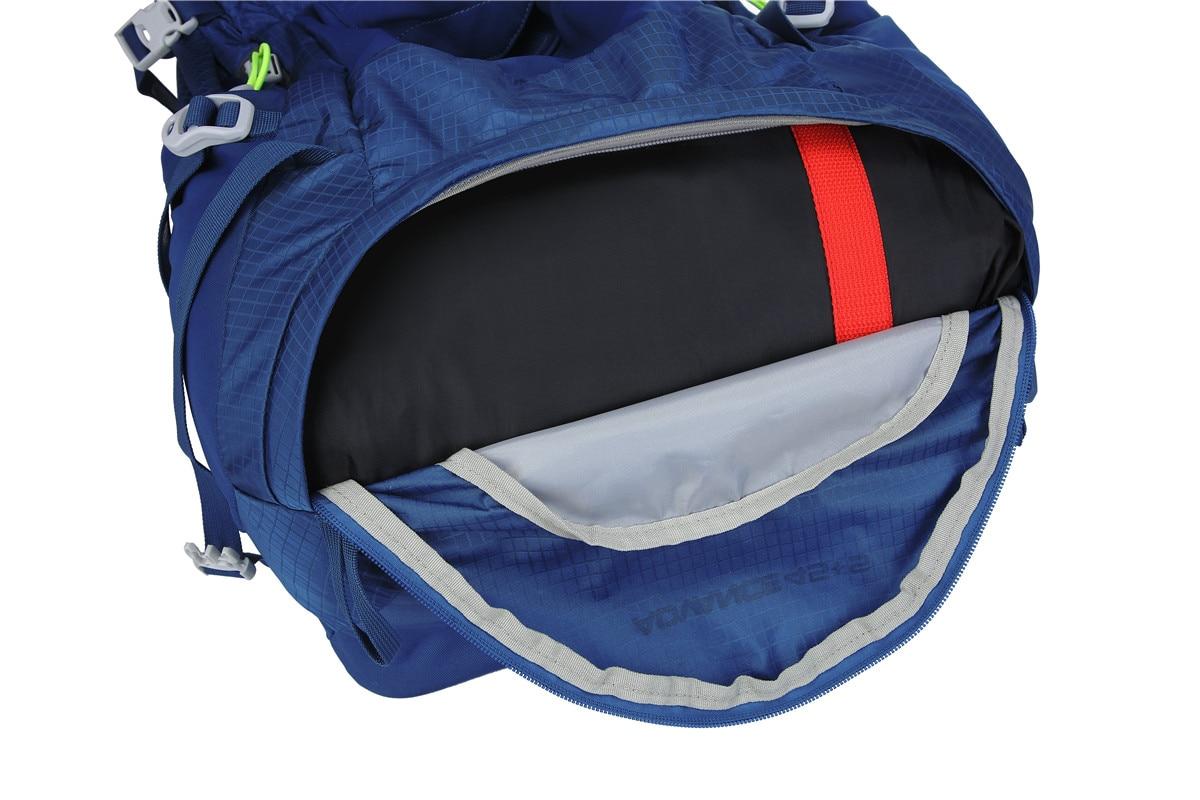 NEVO RHINO 50L Waterproof Mens Backpack Unisex Hiking Outdoor Mountaineering Climbing Bag