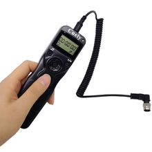 Shutter Release Cable Timer Remote Control for Nikon D5 D4 D4S D3S D3X D3 D810 D800 D300 D700 D800E MC-36A MC-30A