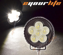 Eyourlife 3.5inch 18w flood round led work light 4wd offroad 4X4 ATV SUV Truck Waterproof 99