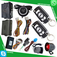 universal remote car alarm system with start stop button remote start stop engine by alarm remote auto window up output