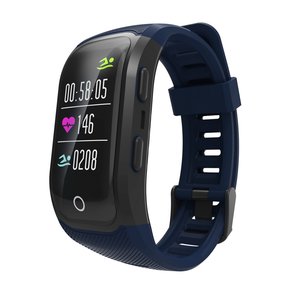 GPS Smart Band with Heart Rate Tracker 21