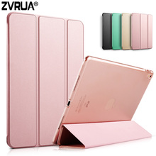 Special offer, Case for iPad Pro 9.7 inch 2016 Release, ZVRUA Smart Cover Case Stand with Magnetic Auto Wake Sleep for Pro9.7
