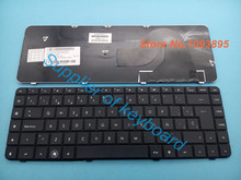 Free Shipping NEW Spanish/Latin keyboard for HP Compaq Presario CQ56 G56 CQ62 G62 Laptop Spanish Keyboard