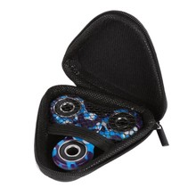 3 Styles Storage bag mini portable anti-pressure headset square storage Suitable for Classic Size Spinner Box A