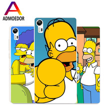 Lenovo Vibe Shot z90-7 Case,Silicon Popular Cartoon Painting Soft tpu Back Cover for lenovo Z90 Transparent Phone Bags shell