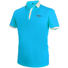 Band New Golf Clothing Polo Shirts for Men Fashion High Quality Short Sleeve TShirt Ropa De Golf Summer Quick Dry tshirt Apparel(China)