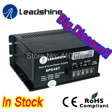Leadshine SPS487 Ultra Compact 48 VDC / 7A Unregulated Switch Power Supply with 180-250 VAC Input(China)