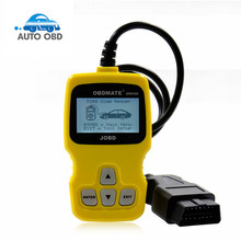 NEW Car Diagnostic Tool OBDMATE OM500 J1850 Code Reader Scan Tool For Mitsubishi for Toyota/Honda/Nissan/Mazda Car Repair Tool