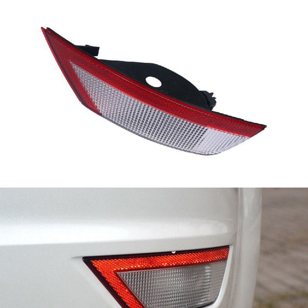 Car Right Rear Bumper Reflector Lights Rear Fog Lamp Auto Bulb Assembly for Ford 2009-2013 Focus Hatchback<br><br>Aliexpress