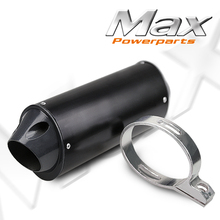 Buy Off-road motorcycle Exhaust Muffler Movable Silencer Fit Scooter Dirt Pit Bike Free 110CC 1250CC 140CC for $29.99 in AliExpress store