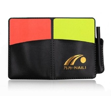 New Coach use Football Referees Soccer and Other Sports Professional Equipment Scorebook