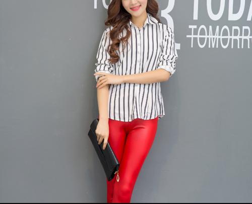 Spring-models-large-size-fashion-Black-Faux (4)