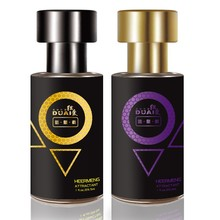 2pcs Sex Perfume for Men Seduce Aphrodisiac Male Spray Oil and Pheromone Flirt L Perfume Men Attract Girl fragrance Spray(China)