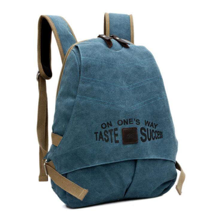 The new womens backpack is a rucksack with canvas bag and a backpack<br>