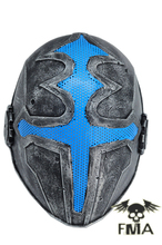 The outdoor FMA mask steel mesh mask tactics mask (Silver) wargame gear helmet free shipping