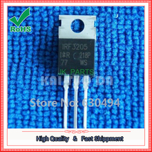 Free Shipping 10 x IRF3205 IRF 3205 Power MOSFET 55V 110A TO-220