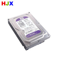 "WD10PURX,WD Purple 1TB Surveillance Hard Disk Drive SATA 7.2K 3.5"" 6Gb/s 64MB Cache ,3 year warranty."