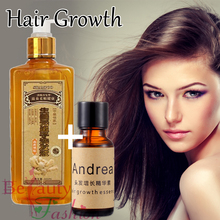 Ginger Professional Hair Regrowth Shampoo And Conditioner 300ml Natural Shampoo for Hair growth Fast Thicker  Hair Loss Product