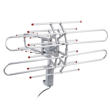 HFES TV/DTV/VHF/HDTV/UHF/HD/FM Multi-System Outdoor TV Antenna(China)