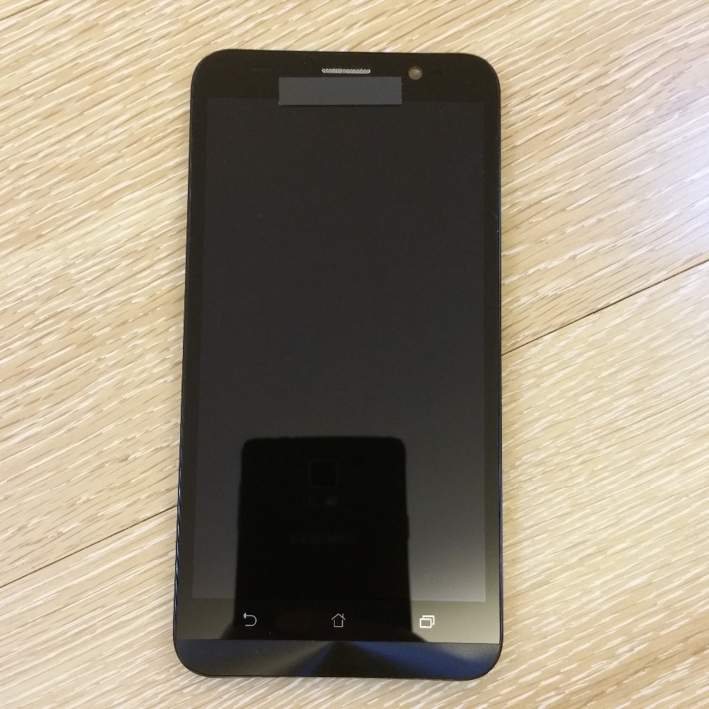 5.5 LCD With Frame For Asus Zenfone 2 ZE551ML Z00AD Z00ADB Z00ADA LCD Display Touch Screen Digitizer Assembly Replacement<br>